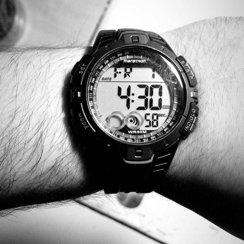 Orologio di Jocko Willink alle 4e30