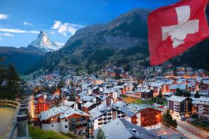 Svizzera - paese di montagna