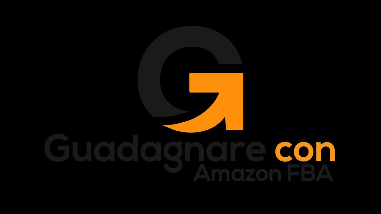 Logo Guadagnare con Amazon FBA