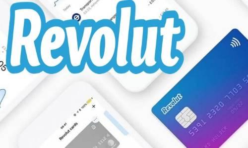 Revolut - la banca online