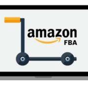 Logo Amazon FBA con carrello
