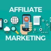 Grafica raffigurante uno schema dell'Affiliate marketing