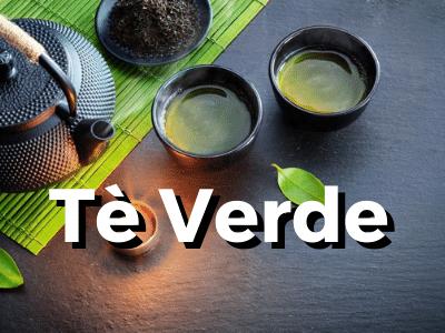 Preparare il tè verde